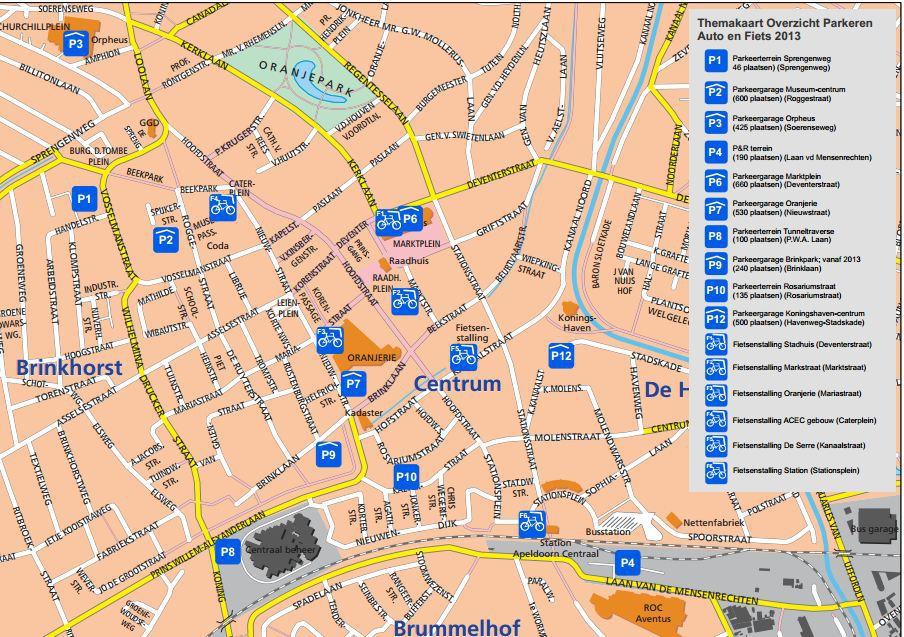Parkeren Apeldoorn, Parkeertarieven en Gratis Tips: www.parkerenindestad.be/apeldoorn